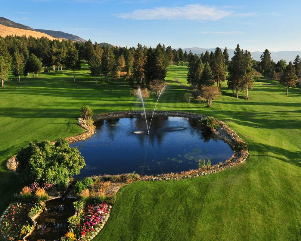 Sunset Ranch Golf Course Kelowna Bc
