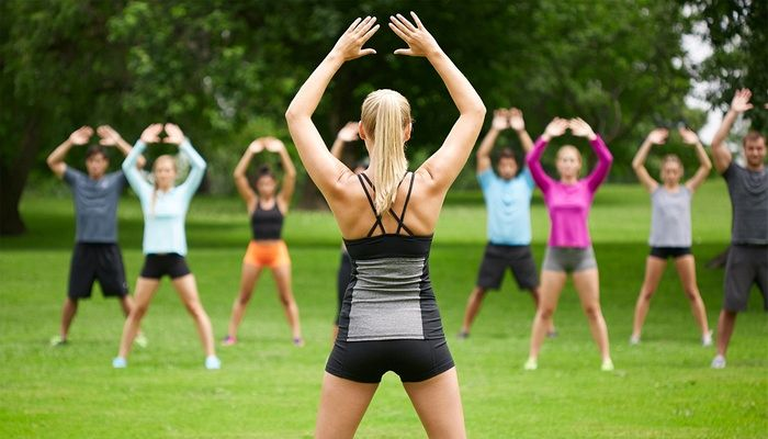 Fitness Classes at Sunset Ranch - STARTING MAY 2nd