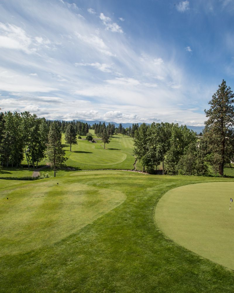 Sunset Ranch Golf Course Kelowna BC